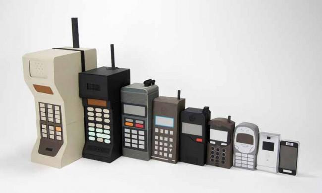Technology Progression, Battery Regression