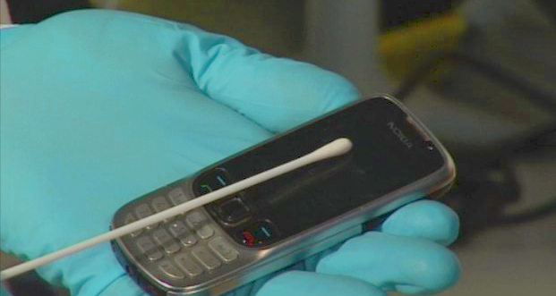 How Dirty Are Cell Phones? Statistics Show Devices Contain 25,000 Germs