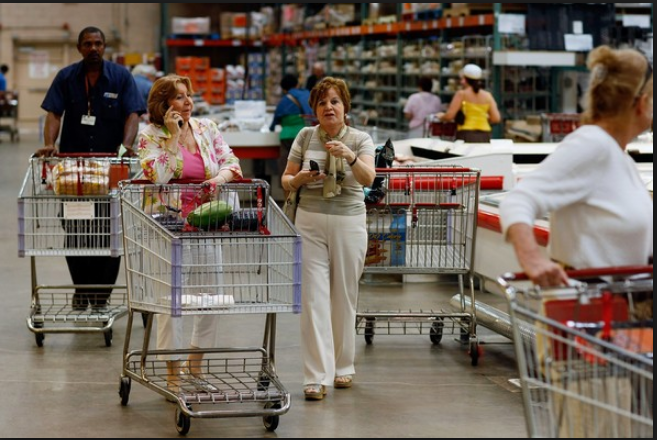 Retail Sales Data a Mixed Bag for Consumers