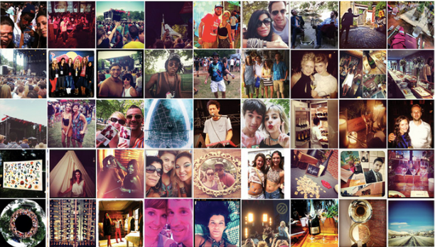 Instagram Full of Possibilities for Event Planners