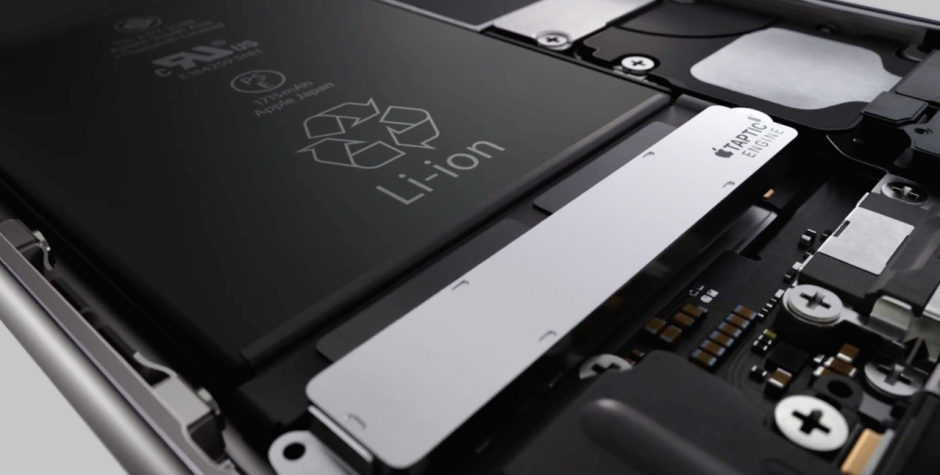 Apple didn't improve iPhone 6S battery life