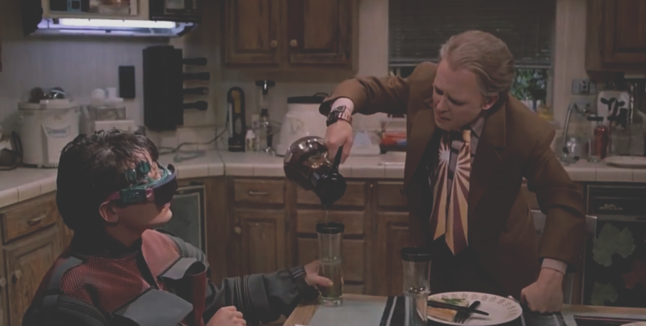 Back To The Future Day: They Didn't Think About Cell Phones