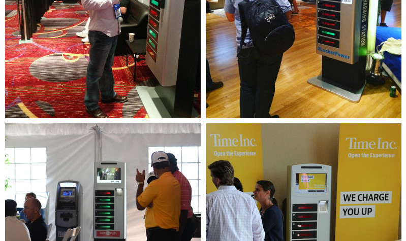 What Businesses are Using Phone Charging Kiosks?