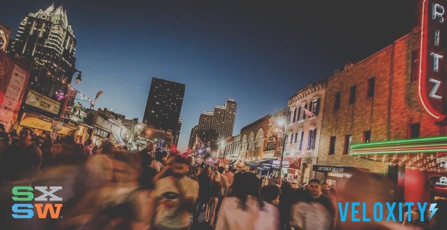 What The Veloxity Charging Solution Team Learned at SXSW2016