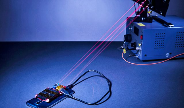 Wireless Phone Charging Technology: Lasers